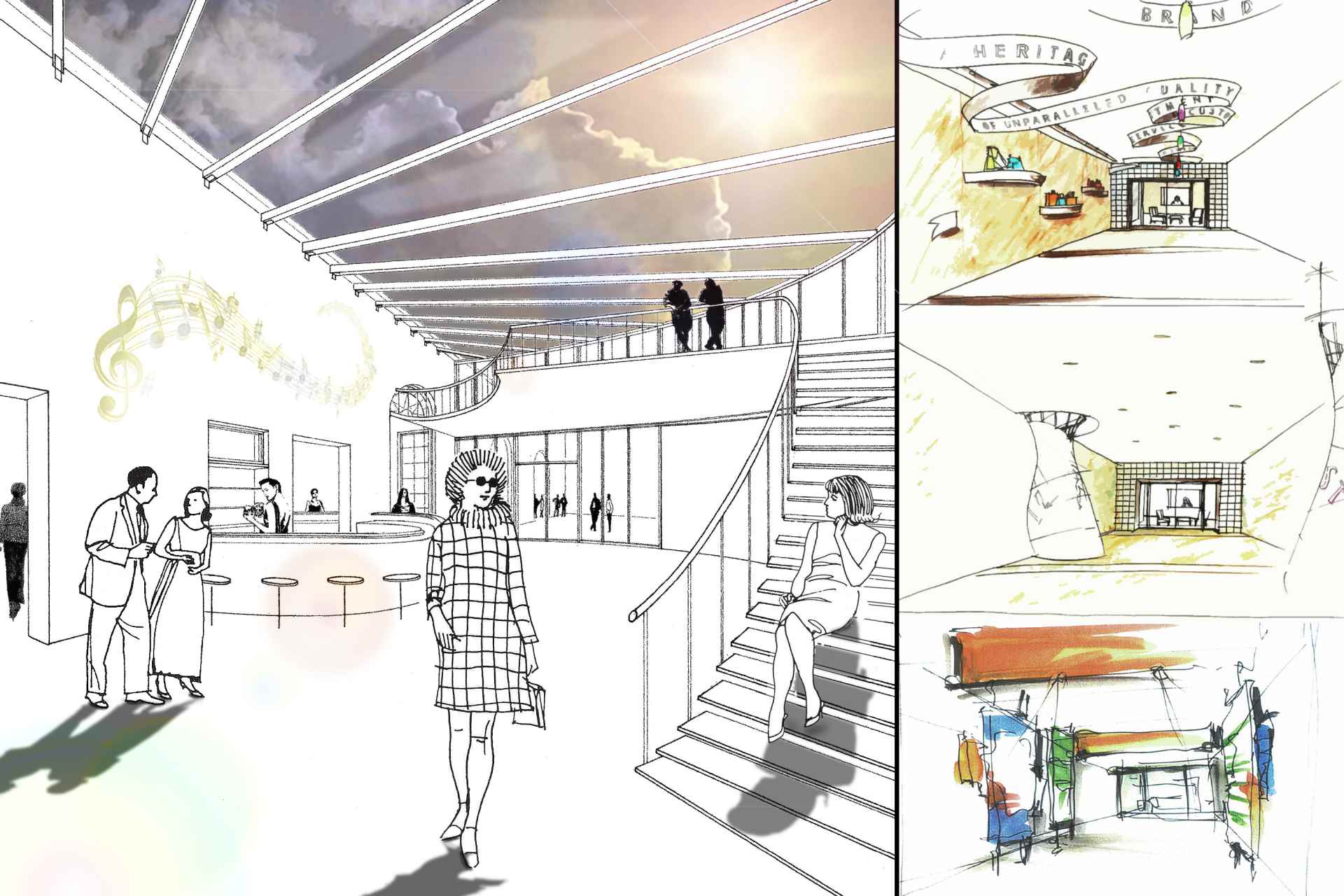 WKP (Wettbewerbe und Entwürfe + Sozial- und Sonderbauten) Musik- und Kulturzentrum