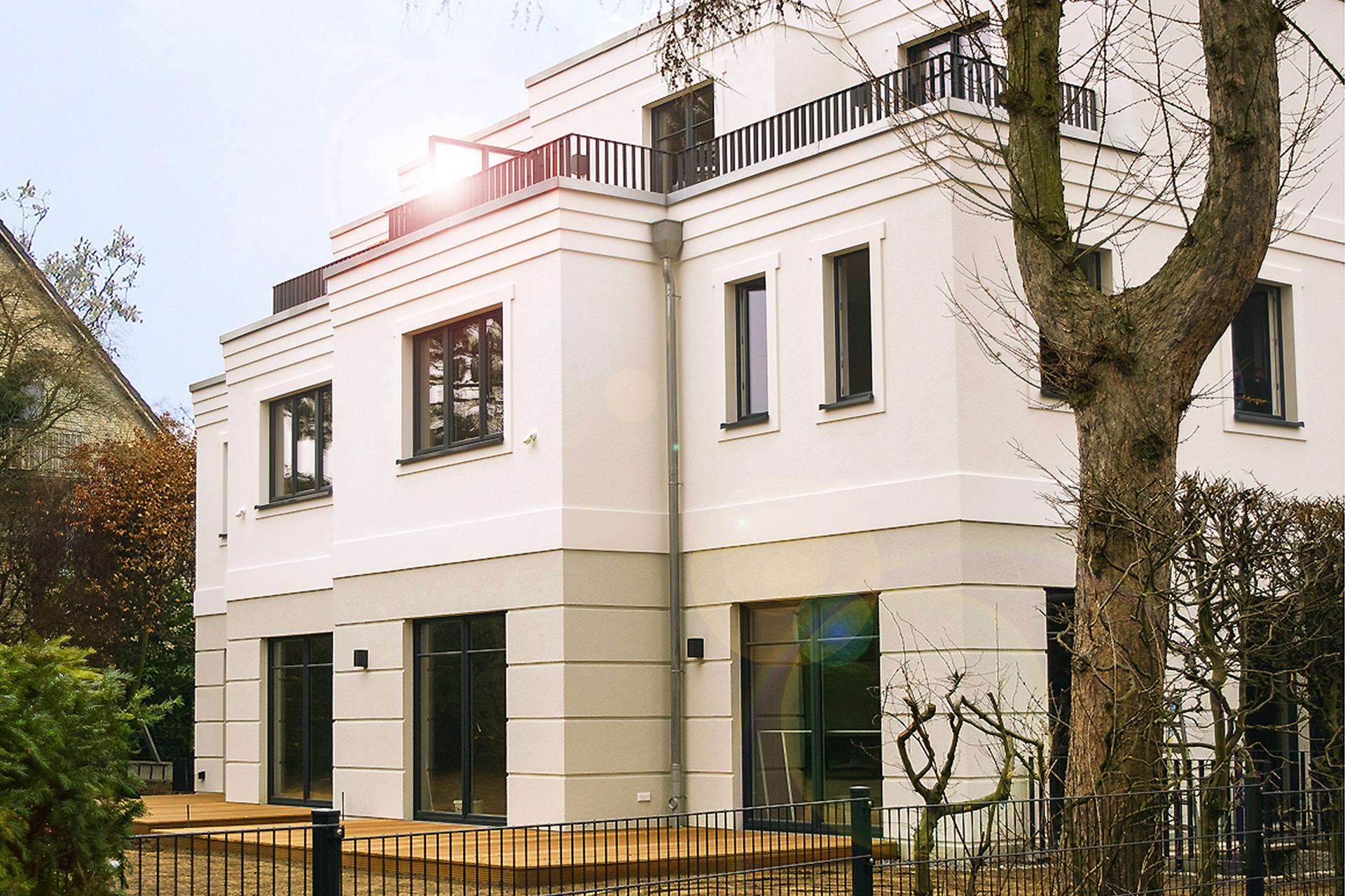 LIG (Wohnbauten) Klassisch historisch