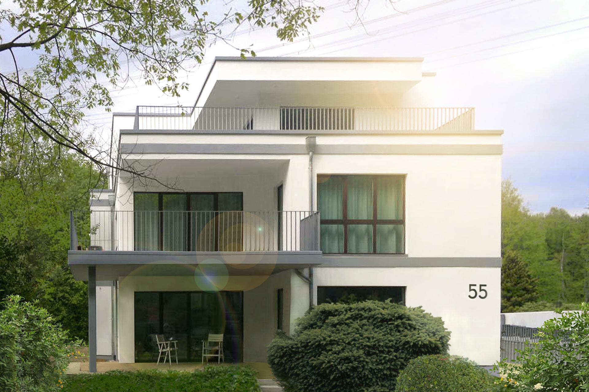 MOE (Wohnbauten) Neubau Mehrfamilienhaus