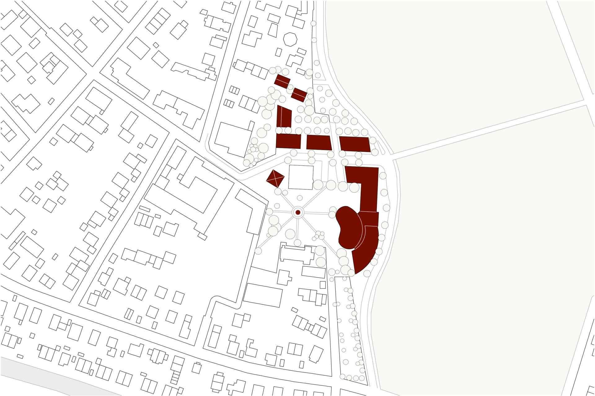 SIV (Wettbewerbe und Entwürfe) Städtebauliche Veränderung