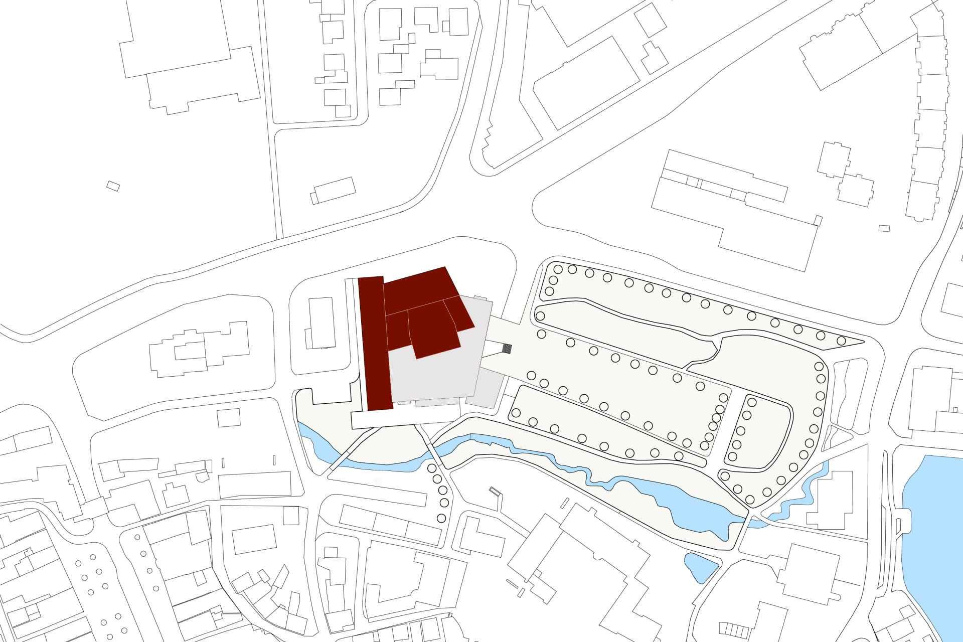 MKN (Wettbewerbe und Entwürfe + Gewerbebauten) Veranstaltungshalle