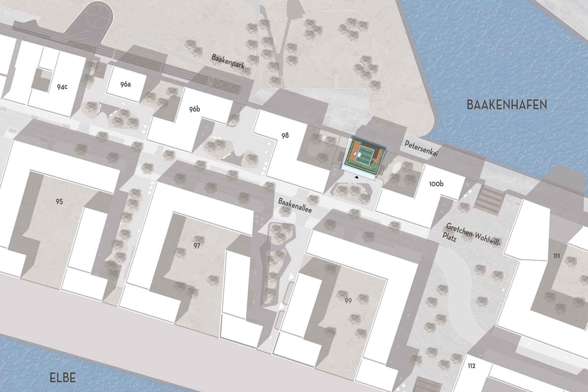 BAK (Wohnbauten + Wettbewerbe und Entwürfe) Eine Reminiszenz des Standorts