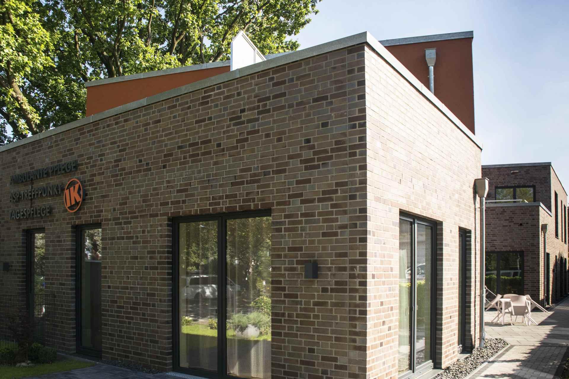 FAB (Wohnbauten + Sozial- und Sonderbauten) Interkulturelle Tagespflege