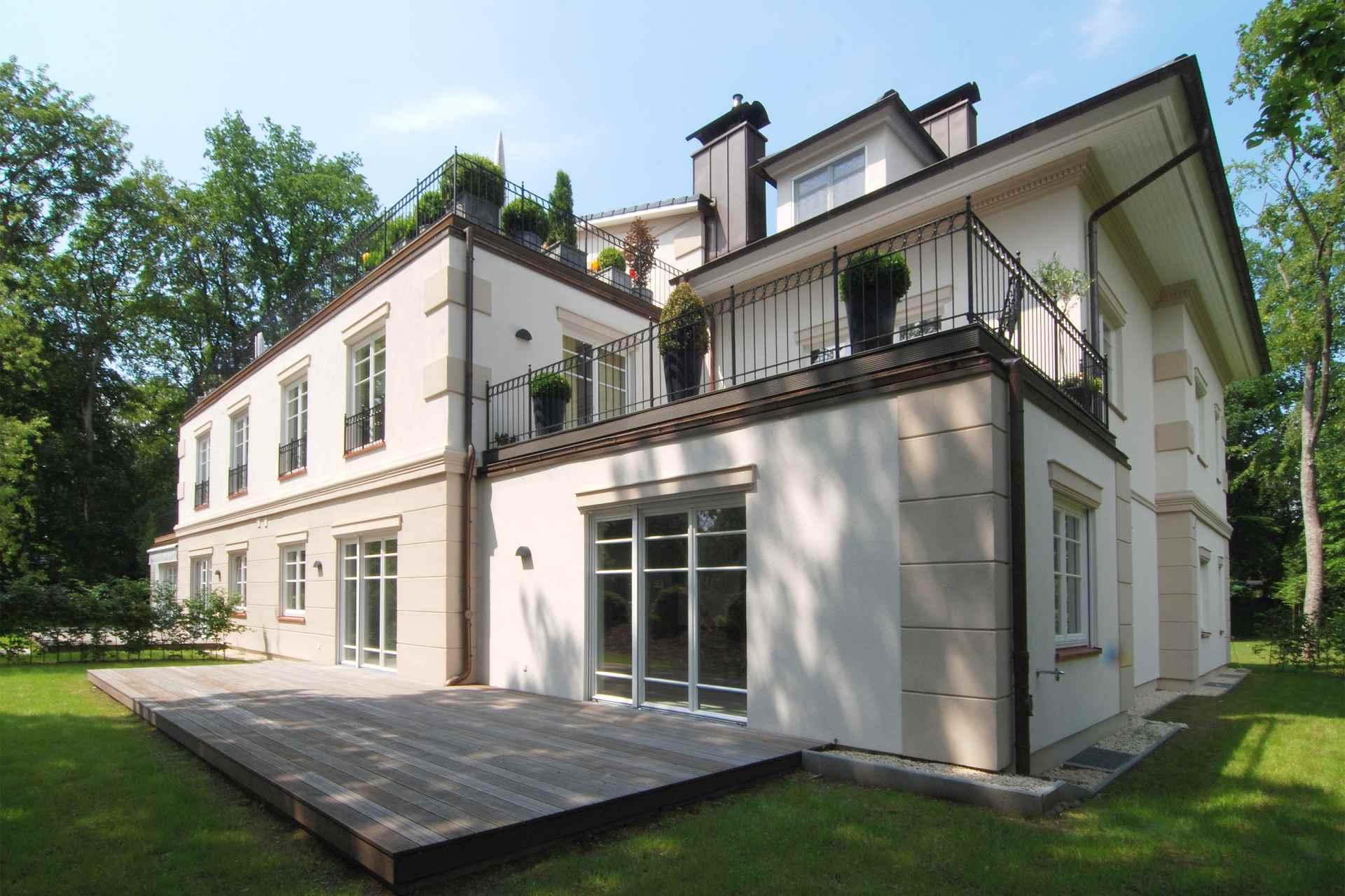 HPI (Wohnbauten) Alstertal-Palais
