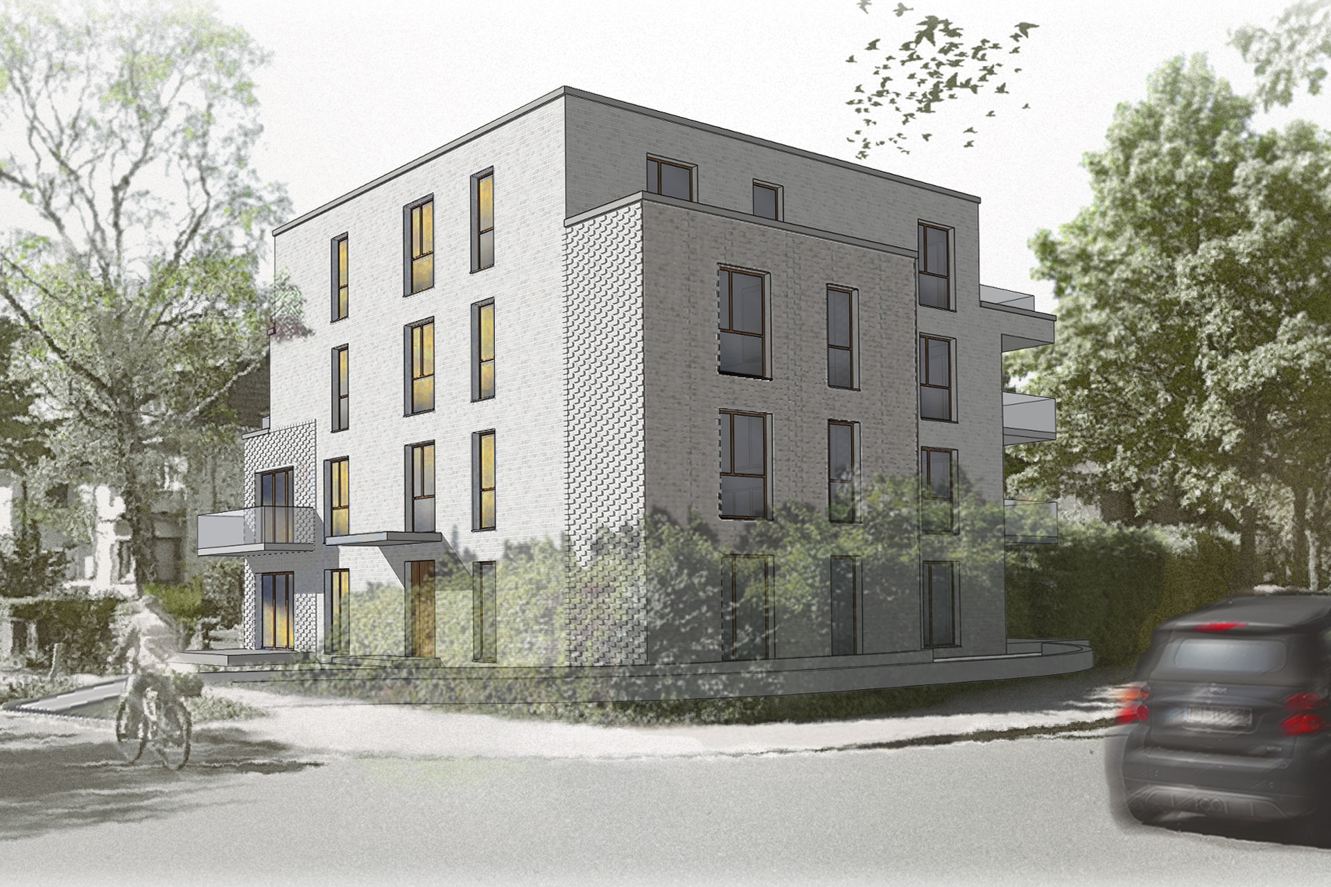 GRA (Wohnbauten) Klassisch Modern