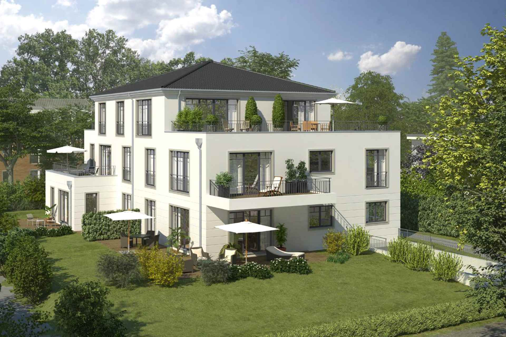 LUC (Wohnbauten) Krampengrund Wohnen (+)